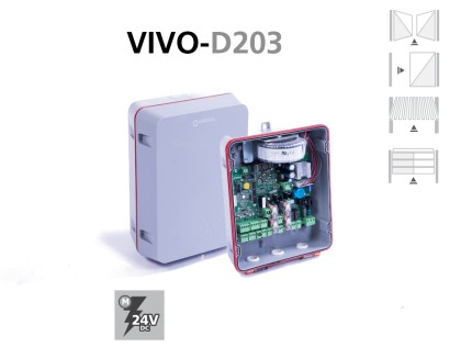 Proizvod kontrolni panel SMART-D203